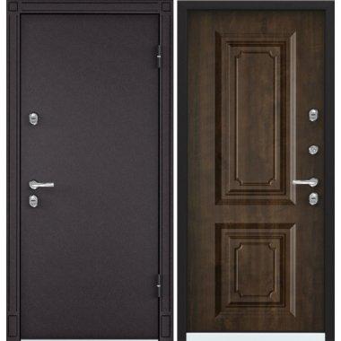 Входная дверь SNEGIR 20 MP S20-02 Орех грецкий